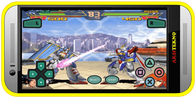 Emulator Android PS2 play