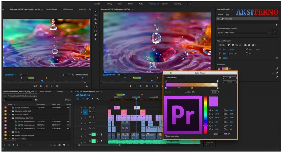 Download Adobe Premiere