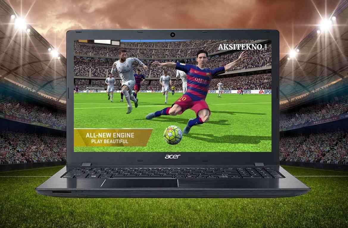 Laptop Gaming 5 Jutaan Core i5 Acer Aspire E5-475G