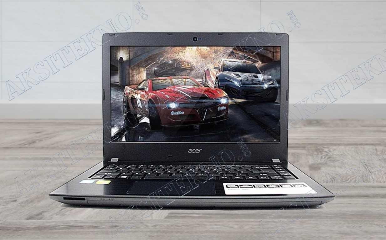 Laptop Gaming 5 Jutaan RAM 8GB Acer E5 523G 96NN