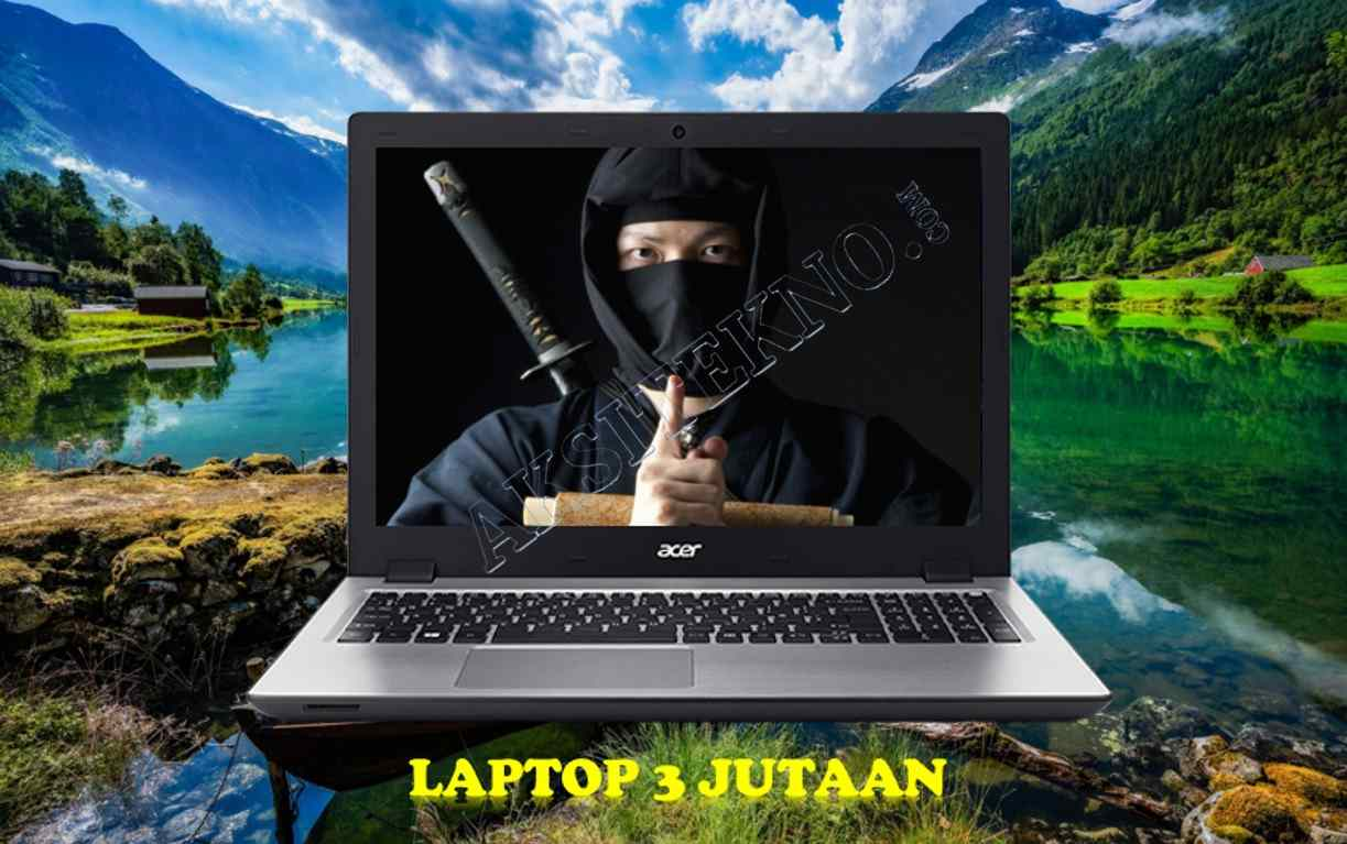 Laptop 3 Jutaan
