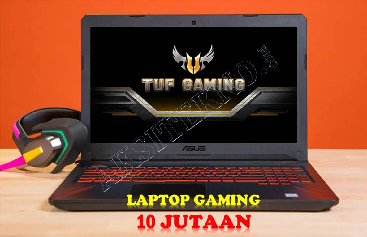 Laptop Gaming 10 Jutaan