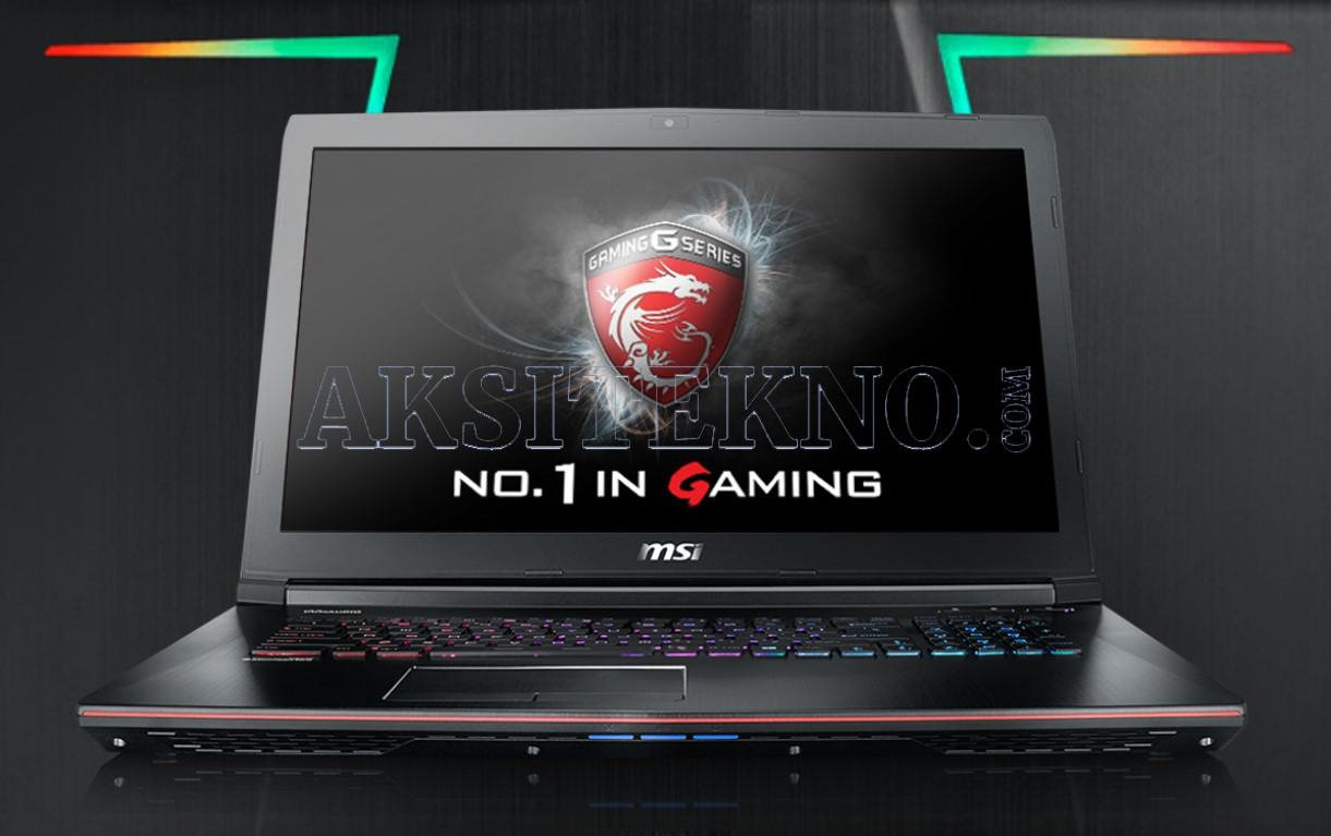 msi laptop specs
